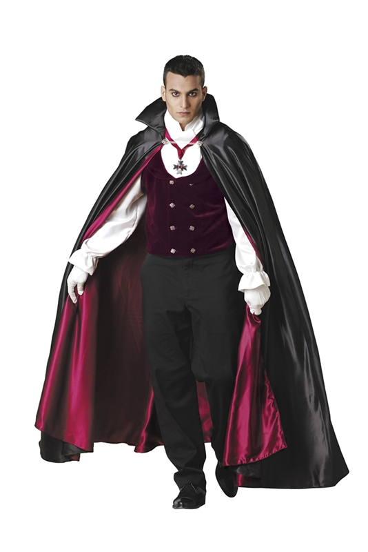 Gothic Vampire Adult Mens Costume