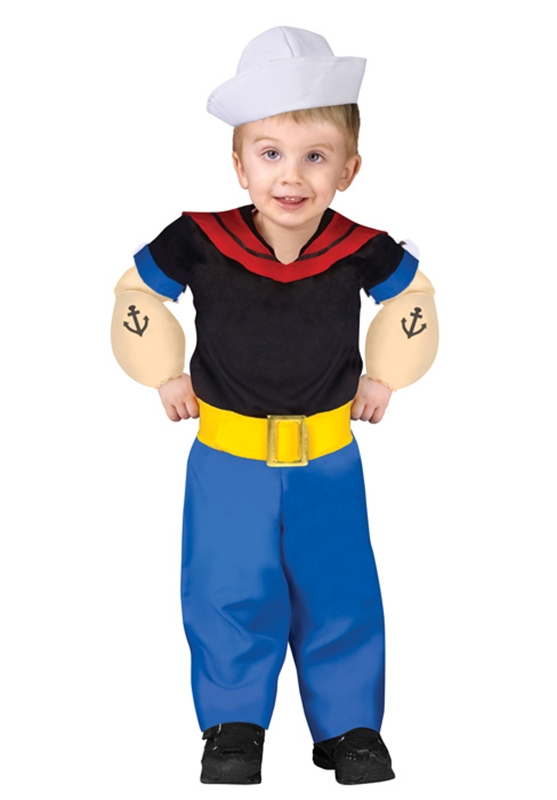 Popeye Toddler Costume by Fun World