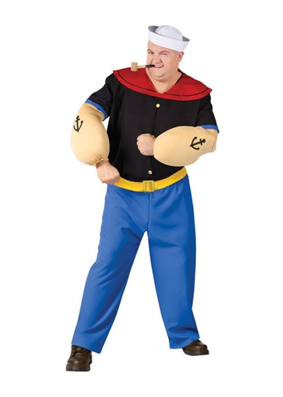 Popeye Plus Size Adult Mens Costume