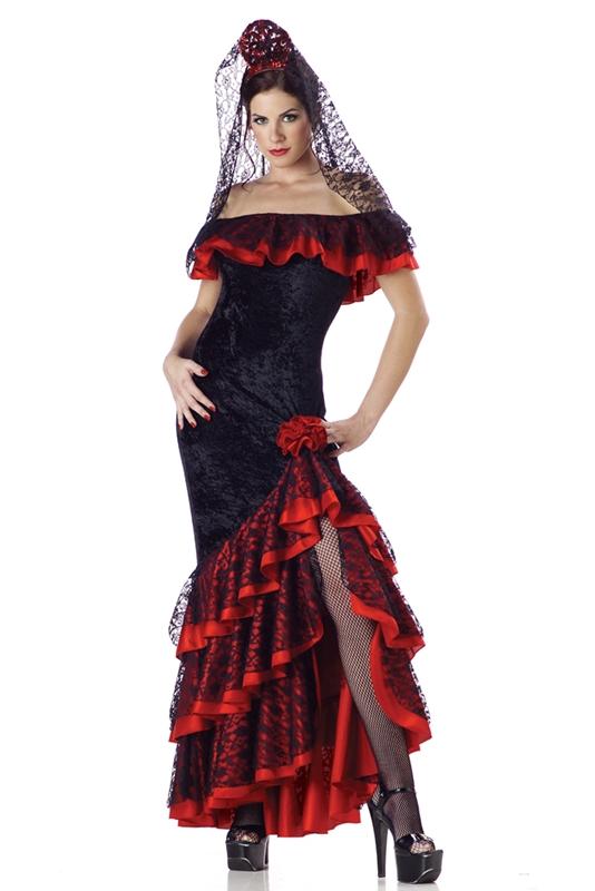 Senorita Adult Costume