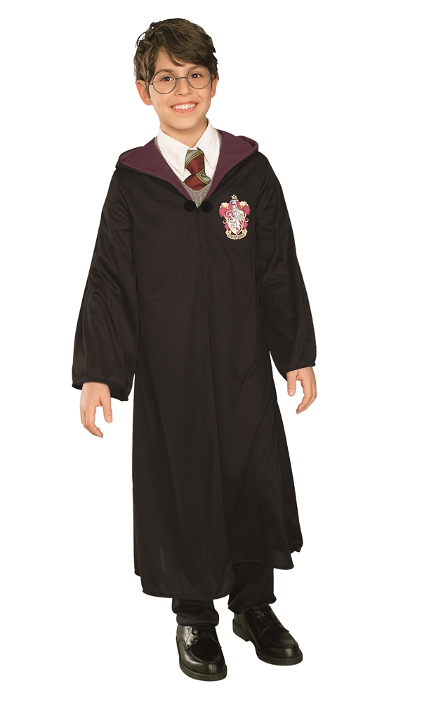 [Harry Potter Robe Child Costume] (Harry Potter Costumes Robe)