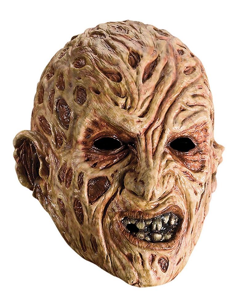 Freddy Krueger Adult 3/4 Vinyl Mask