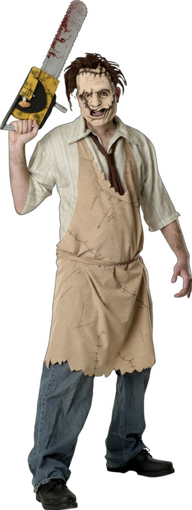 The Texas Chainsaw Massacre Leatherface Adult Mens Costume