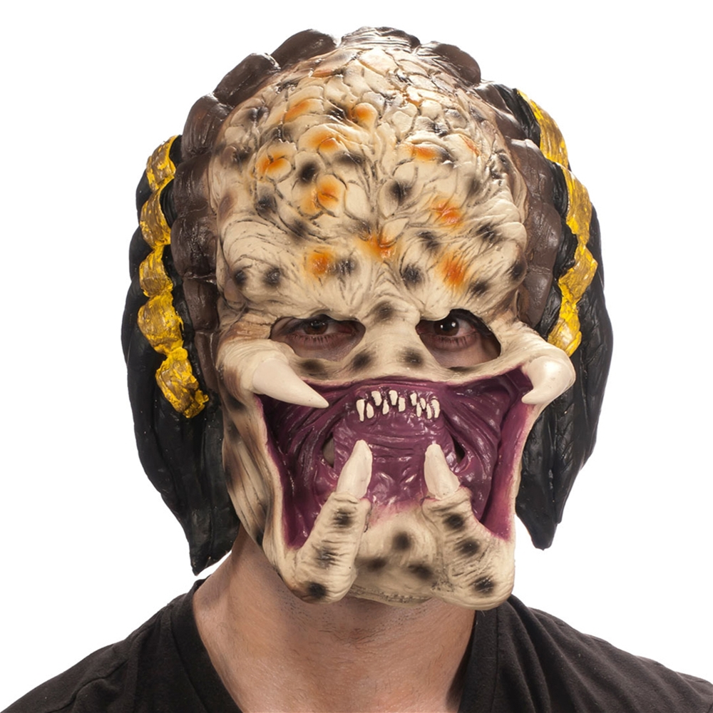 Predator 3/4 Vinyl Adult Mask