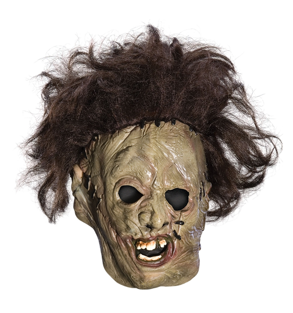 The Texas Chainsaw Massacre Leatherface 3/4 Child Mask