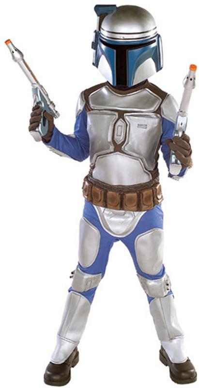 Star Wars Deluxe Jango Fett Child Costume by Rubies