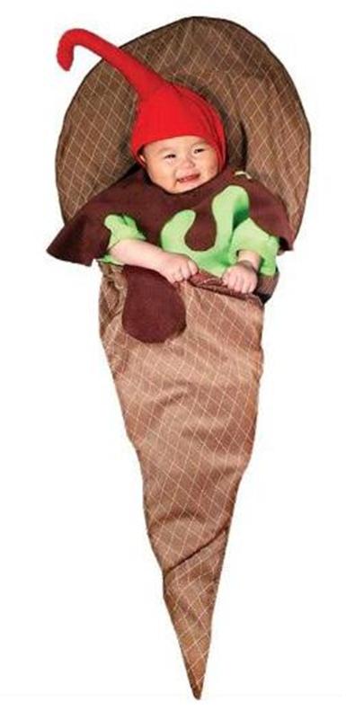 Купить Waffle Cone Infant Costume