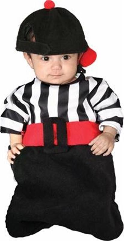 Foul Bunting Infant Costume by Cinema Secrets