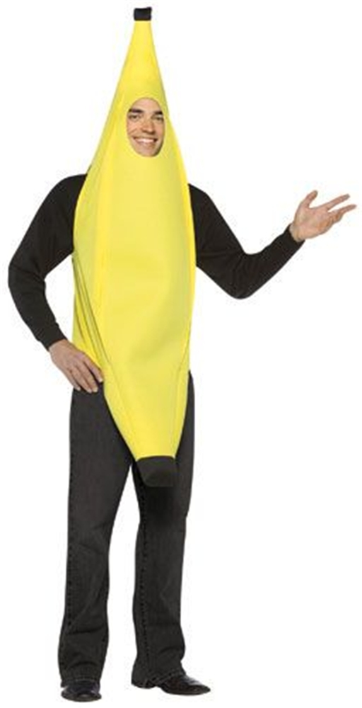 Banana Adult Unisex Costume