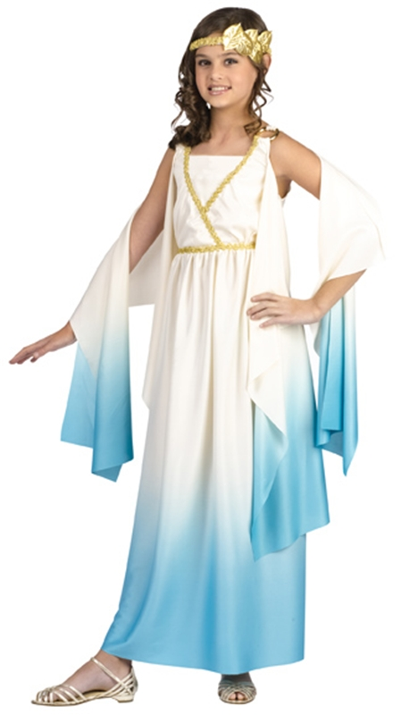Greek Goddess Child Costume by Fun World