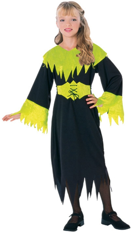Blair The Forest Witch Child Costume