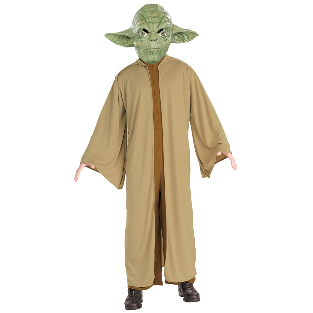 Star Wars Yoda Adult Mens Costume