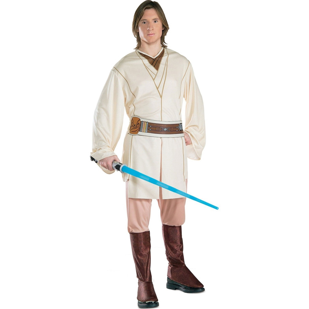 Star Wars Obi Wan Kenobi Adult Mens Costume