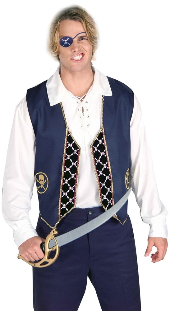 Pirate Vest Costume