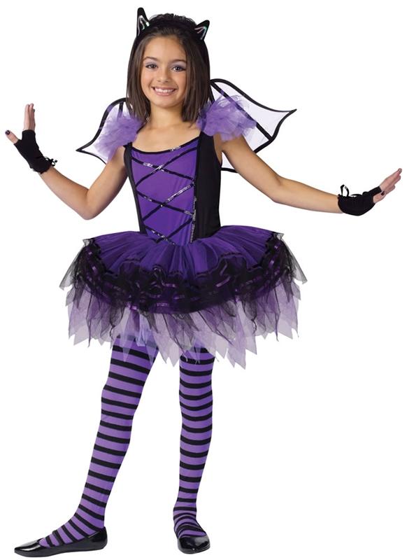 Bat-Arina Tutu Child Costume