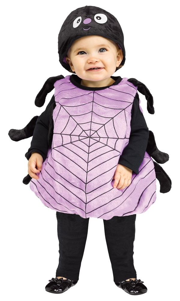 Silly Spider Infant & Toddler Costume