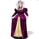 Queen Elizabeth Plus Size Costume
