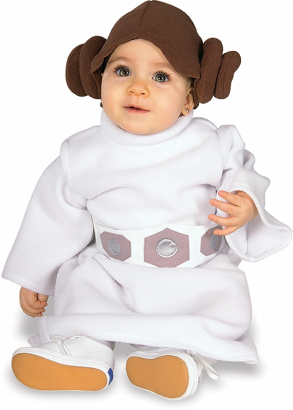 Star Wars Princess Leia Infant Costume by Rubies