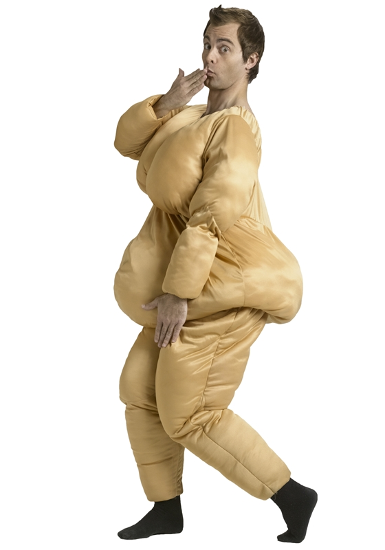 Fat Suit Adult Unisex Costume