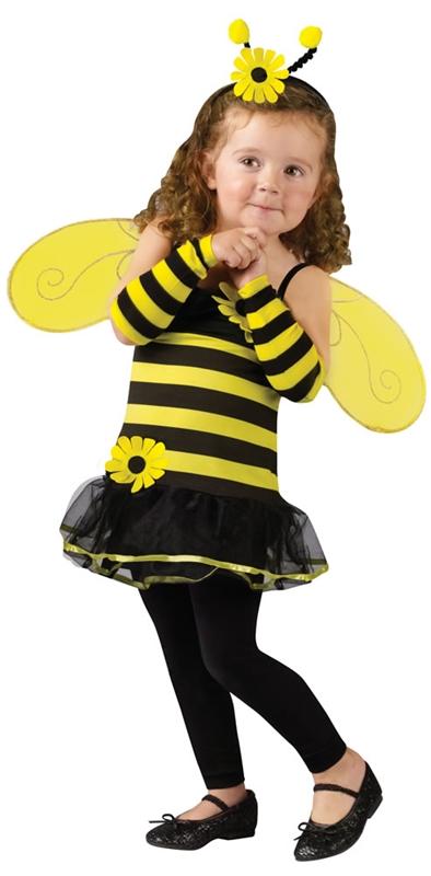 Honey Bee Tutu Toddler Costume