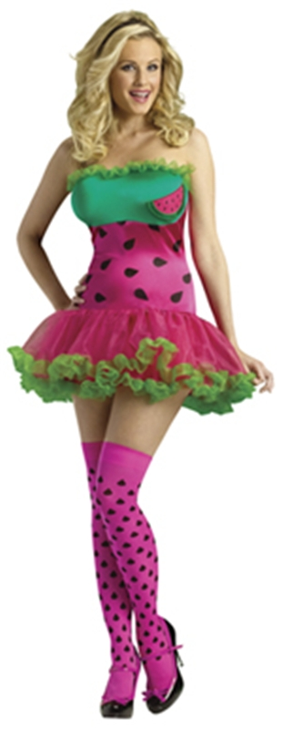 Watermelon Tutu Adult Costume