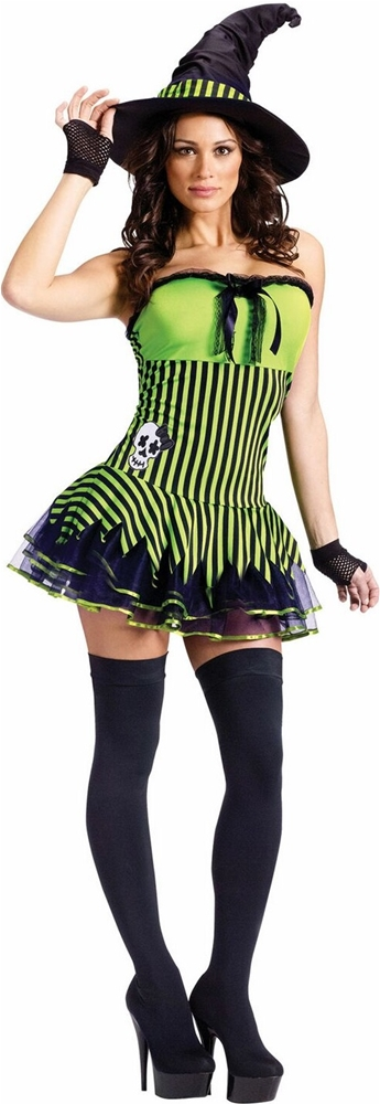 Rockin' Witch Adult Costume