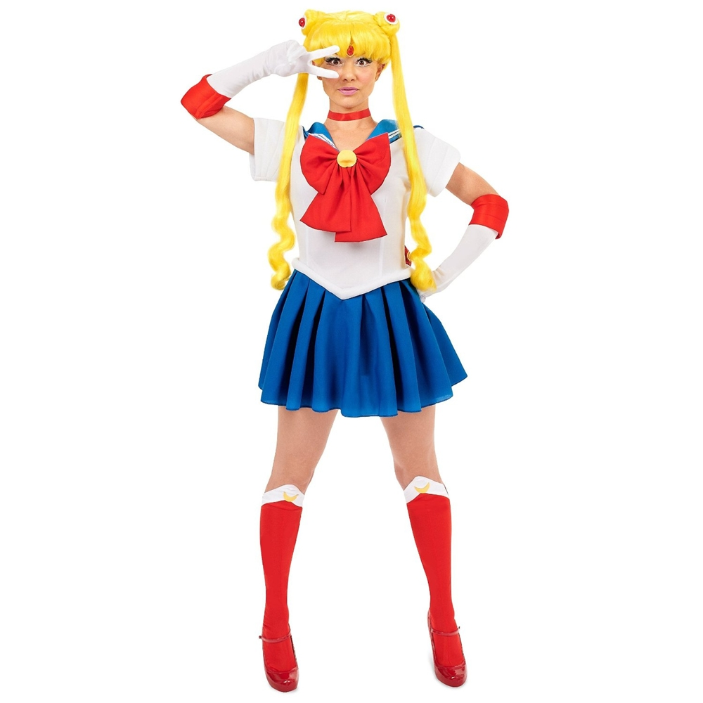 Sailor Moon Adult Womens Costume