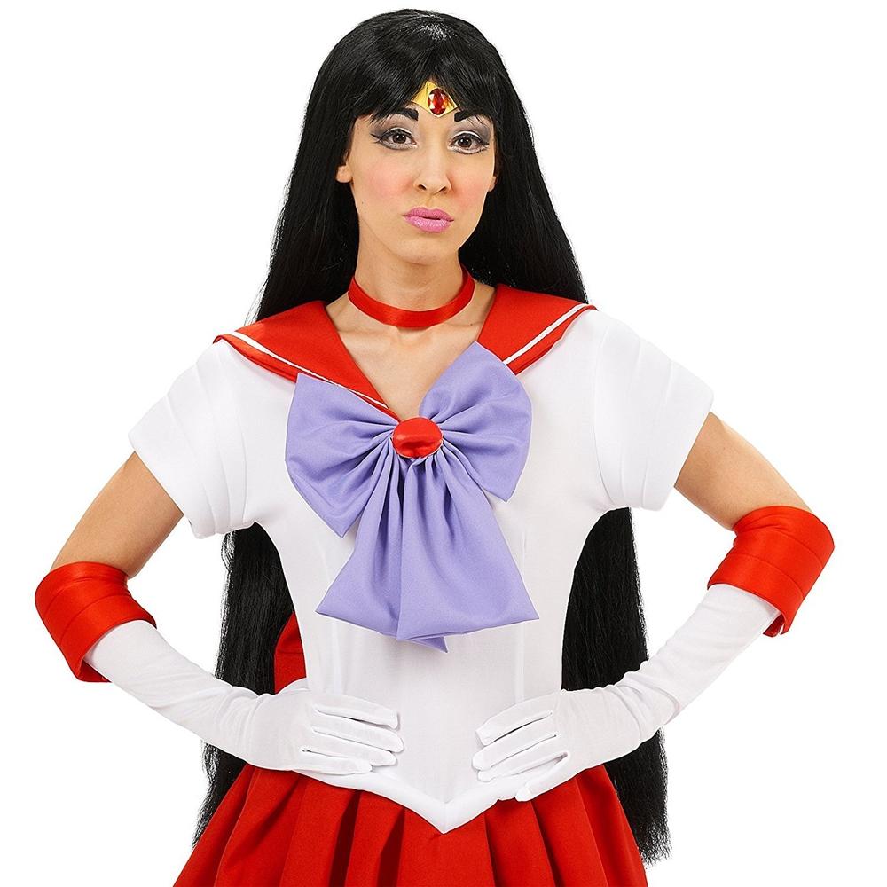 Www Halloween Decorating Ideas: Sailor Mars Wig - 285108