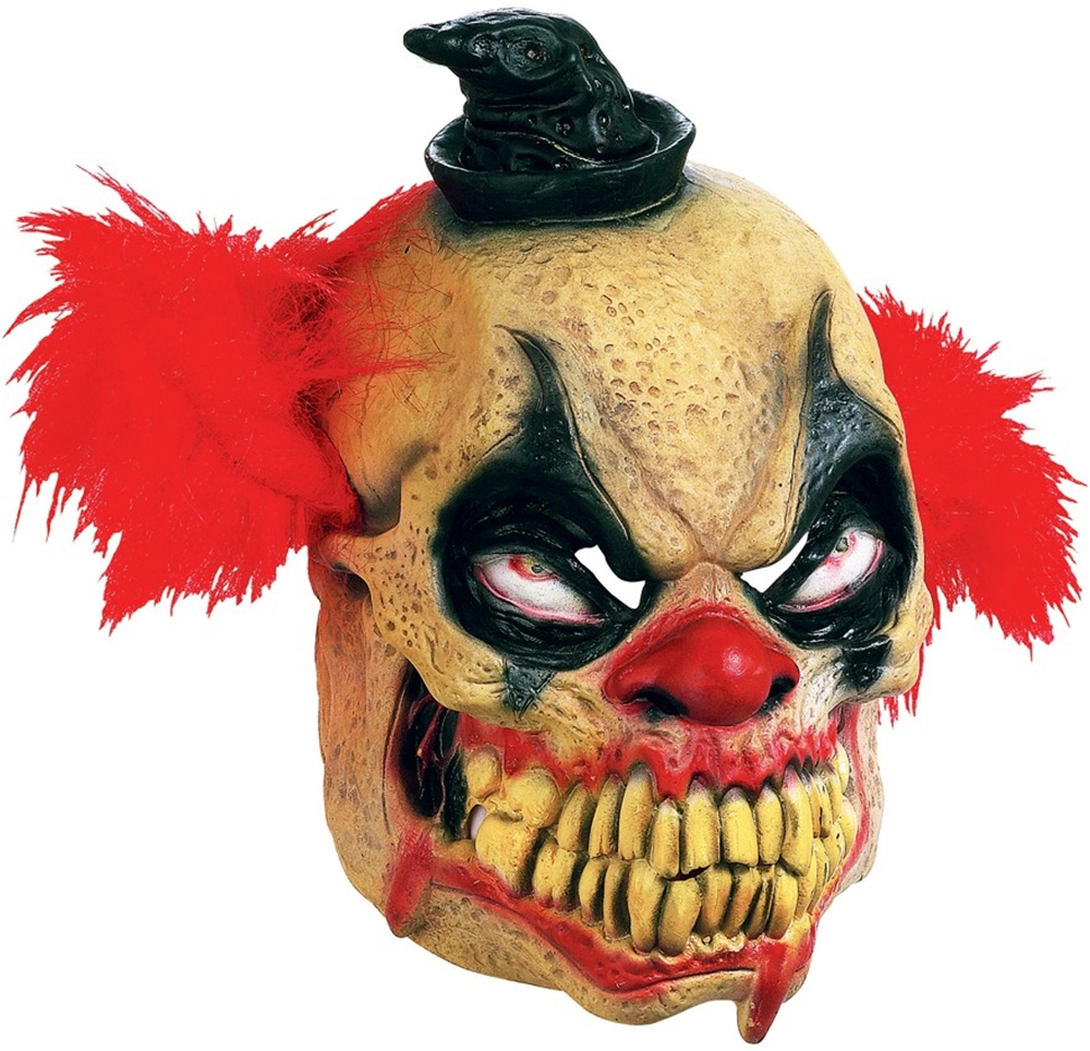 Image of Bludie the Clown Adult Mask