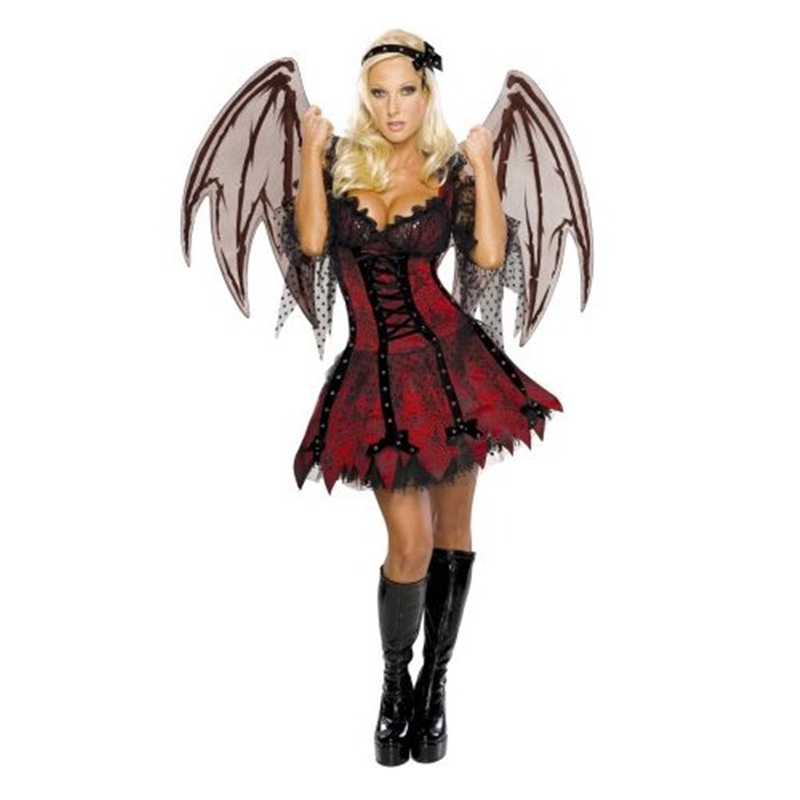 Vampire Fairy Adult Costume