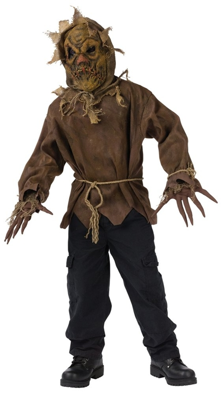 Evil Scarecrow Child Costume by Fun World