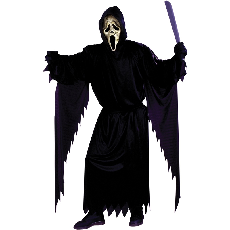 Scream Zombie Ghost Face Adult Costume