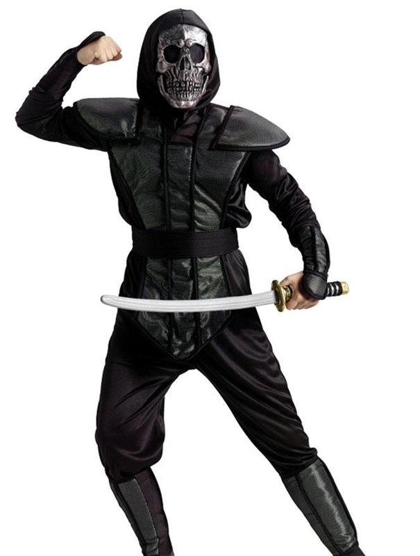 Skull Ninja Master Child Costume