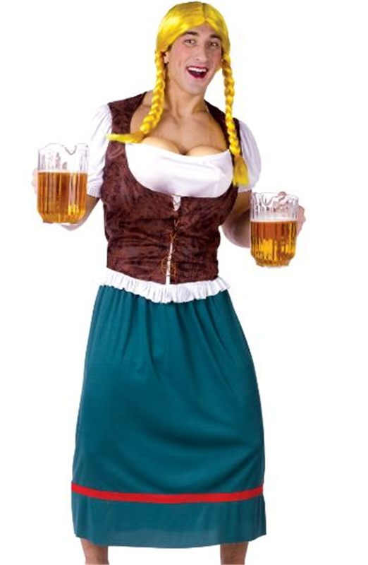 Miss Oktoberbreast Adult Costume