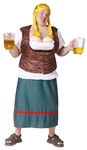 Miss Oktoberbreast Plus Size Costume