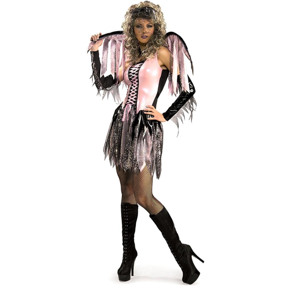 Spider Web Fairy Costume