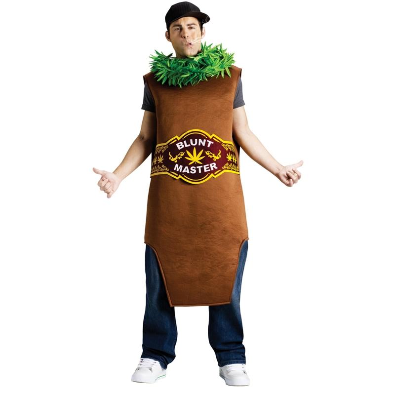 Blunt Master Adult Mens Costume