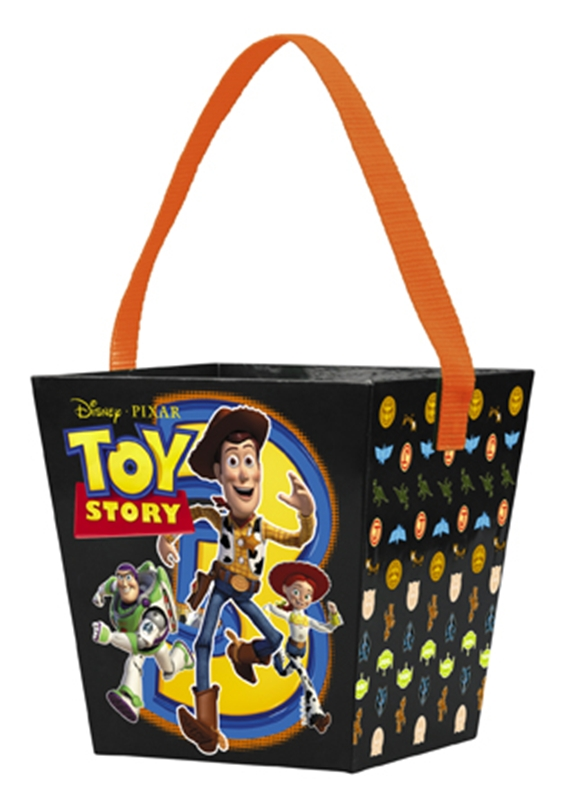 Toy Story Cardboard Candy Cube