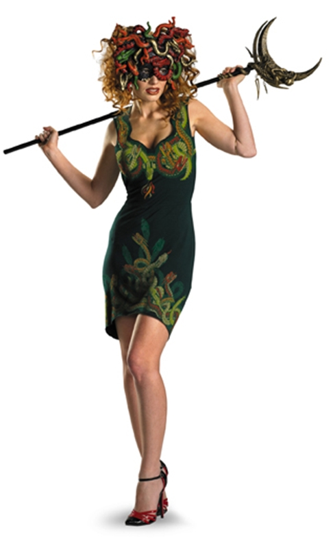 Serpent Seductress Adult Costume