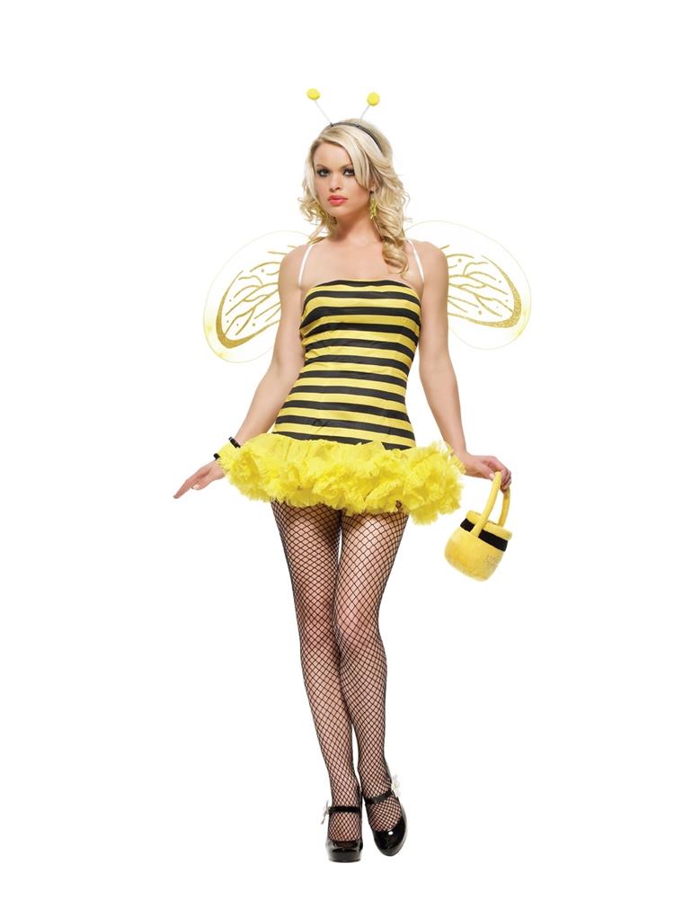 Honey Bee Adult Womens Costume