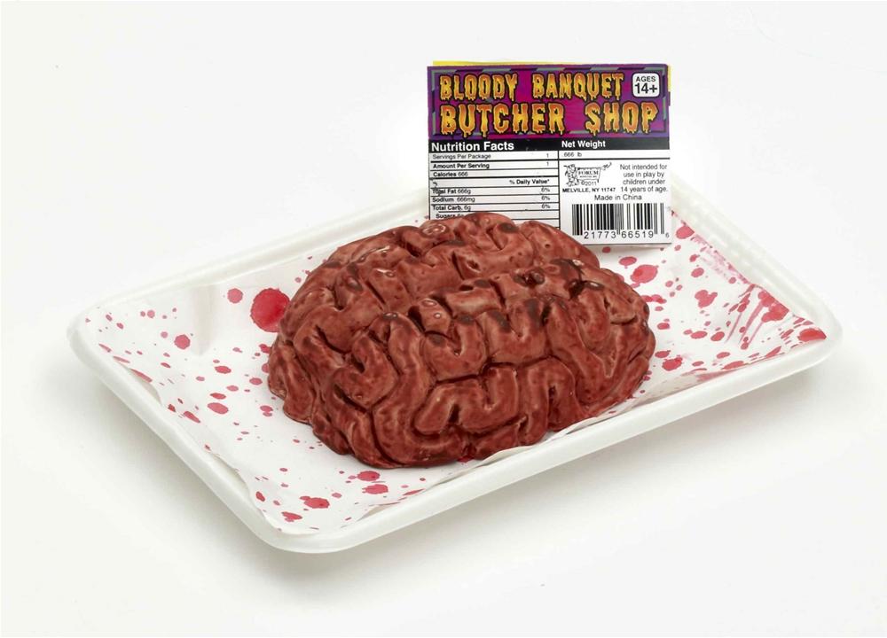 Butcher Shop Banquet Brains