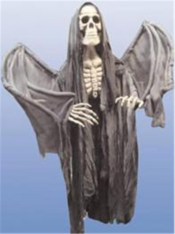Image of 4ft Black Angel of Death