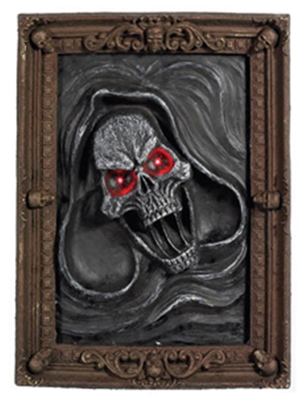 Framed 3D 21x16 Reaper