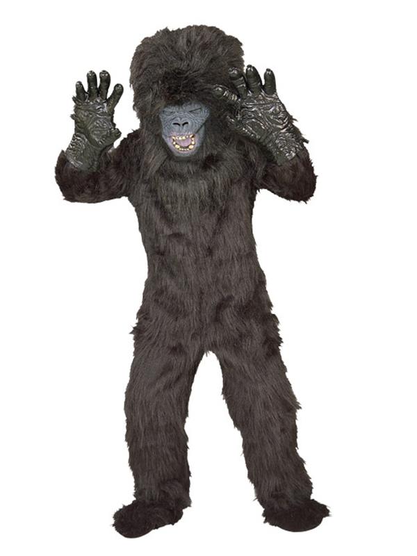 Super Gorilla Child Costume