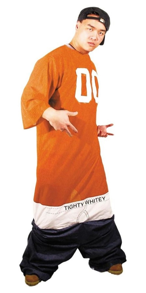 Tighty Whitey Adult Costume