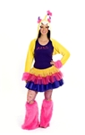 AARG Monster Adult Womens Costume