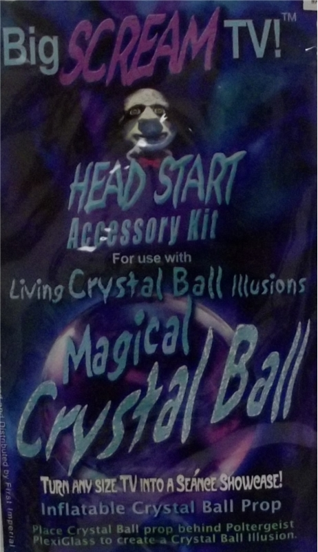 Magical Crystal Ball by FITCO