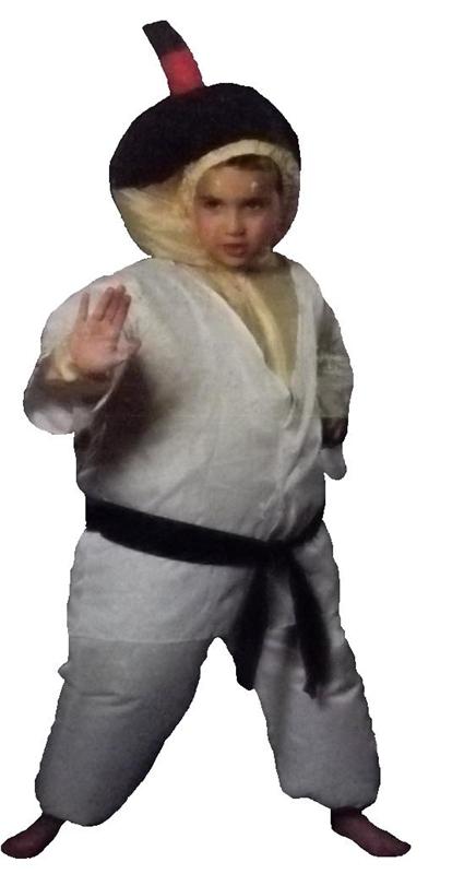 Купить Inflatable Karate Child Costume