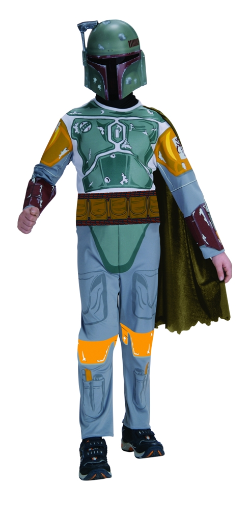 Star Wars Boba Fett Child Costume 883036