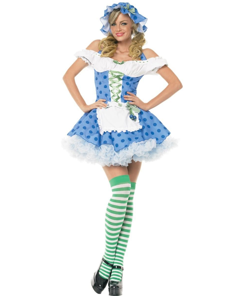 Www Halloween Decorating Ideas: Blueberry Girl Adult Womens Costume